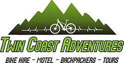 Twin Coast Adventures Offers Bike Hire Tours Shuttles