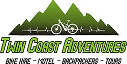 Twin Coast Adventures Logo